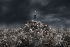 Destroy And Demolish Royalty Free Stock Photo