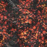 Destroy molten- nature pattern. Abstract textured Royalty Free Stock Images