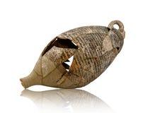Destroyed ancient amphoras Stock Photos