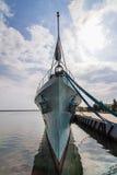 Destroyer Blyskawica de guerre mondiale Photo stock