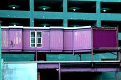 Destrozo urbano Imagen de archivo libre de regalías