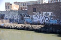 Destrozo urbano Imagen de archivo