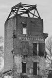 Destrozo urbano de la fábrica - fábrica abandonada IV Imagen de archivo libre de regalías