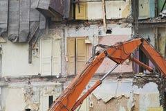 destrucción Imagen de archivo libre de regalías