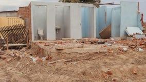 Destrucción causada por 7 8 terremoto, Ecuador, Suramérica Imagen de archivo libre de regalías