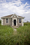 Destructed House Royalty Free Stock Photo