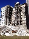 destruction Image libre de droits
