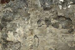 Destruction of concrete wall Stock Photos