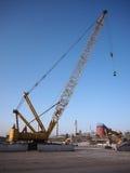 Destruction,Crane Royalty Free Stock Image