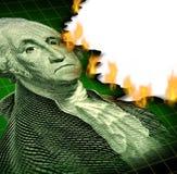 Destruction de votre investissement illustration libre de droits