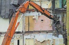 Destruction Royalty Free Stock Photography