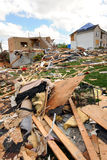 Destruction After Tornadoes Hit Saint Louis Royalty Free Stock Images