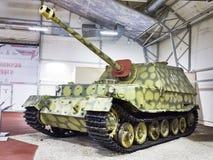 Destructor del tanque pesado alemán Sd Kfz184 Ferdinand Elefant imágenes de archivo libres de regalías