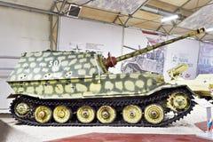 Destructor del tanque pesado alemán Sd Kfz184 Ferdinand Elefant foto de archivo libre de regalías