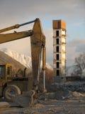 Destructor y destruido Fotografía de archivo libre de regalías
