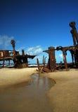 Destruição do navio, console de Fraser Foto de Stock Royalty Free