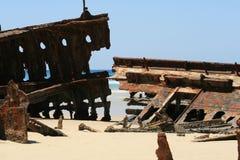 Destruição do navio de Maheno Imagens de Stock