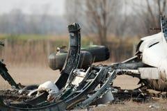 Destruição plana Imagem de Stock Royalty Free