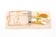 Desvío para las drogas Fotografía de archivo libre de regalías