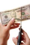 Desvalorização Imagens de Stock Royalty Free