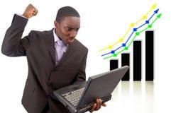 Desvantagem do competidor Imagens de Stock Royalty Free