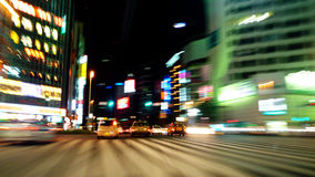 Desviación de Tokio Fotos de archivo libres de regalías