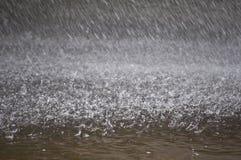 deszcz Zdjęcie Royalty Free