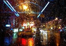 deszcz Fotografia Royalty Free