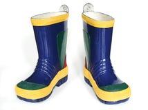 deszcz buta Zdjęcie Stock