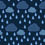 deszcz jest royalty ilustracja