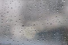 Deszcz krople Obraz Stock