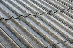 Deszcz na dachu Obraz Stock