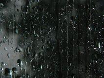 deszcz szkła Obrazy Royalty Free