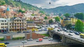 Deszcz w Tbilisi zbiory