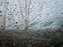 Deszczowy Dzień Zdjęcie Royalty Free