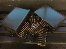 Det är ammunition Arkivfoto