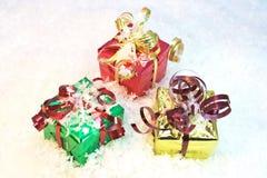 Det är jul Royaltyfria Bilder