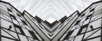 det abstrakt huset spikar Royaltyfria Foton