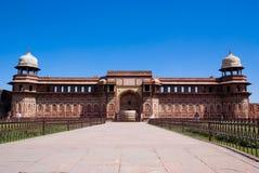 Det Agra fortet, Indien Royaltyfri Bild