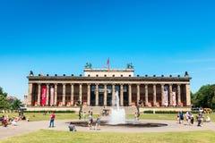 Det Altes museet Arkivbild