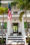 Det Audubon huset i Key West, Florida royaltyfria foton