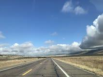 Det bästa av Route 66 i Williams Arizona royaltyfria foton