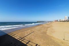 Det Beachfront fotografering för bildbyråer