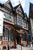 Det Beaney museet och gallerit i Canterbury Arkivfoton