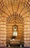 det bencarmo kapell gör berömd igreja Royaltyfri Bild
