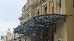 Det berömda dobbleri- och underhållningkomplexet, sight turnerar till Monaco, lopp lager videofilmer