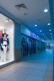 Det berömt shoppar i LCEN Waikiki Arkivbilder