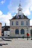 Det beställnings- huset gör till kung Lynn Norfolk royaltyfri bild