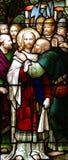 Det betrrayal av Jesus Christ Arkivbild