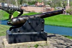Det Blakey Canon geväret Arkivbild